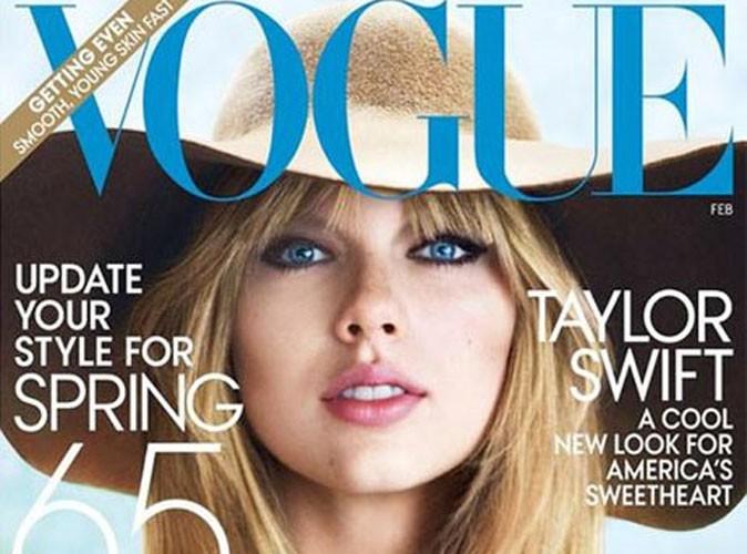 Taylor Swift : elle s'offre la couverture du Vogue US !