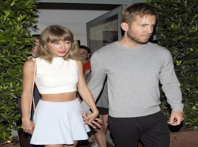 Taylor Swift et Calvin Harris : Ils fêtent leur un an d'amour avec panache !