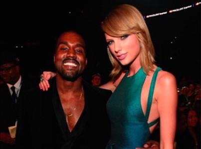 Taylor Swift et Kanye West : on les entendra prochainement sur un même titre !