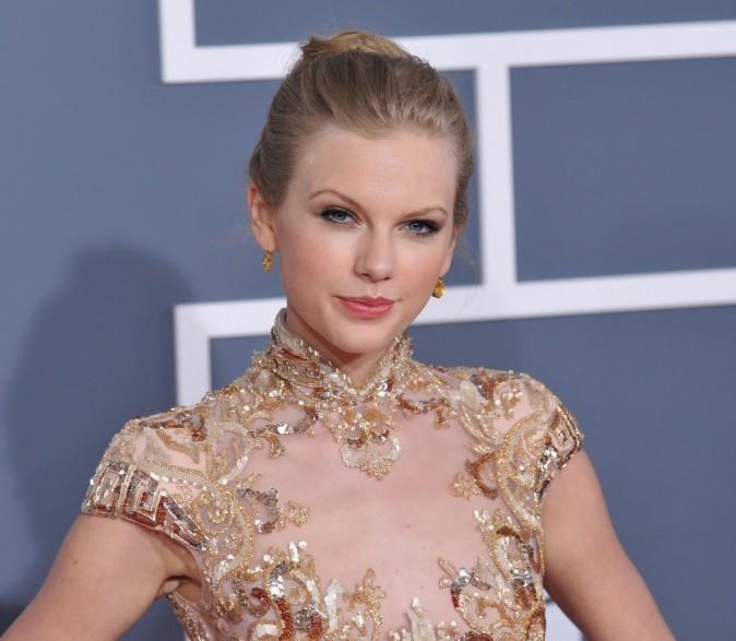 Taylor première des charts avec The Hunger Games !