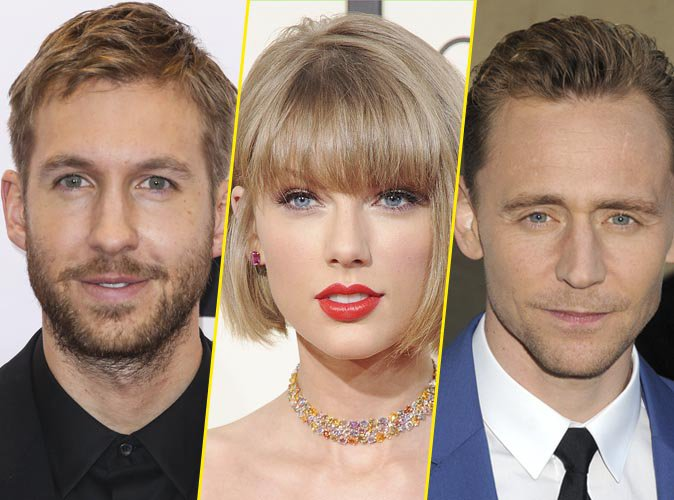 Taylor Swift roucoule avec Tom Hiddleston et Calvin Harris se sent trahi !