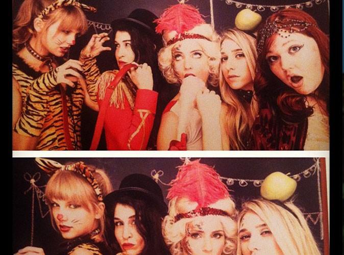 Taylor Swift : toujours aussi proche de Dianna Agron !
