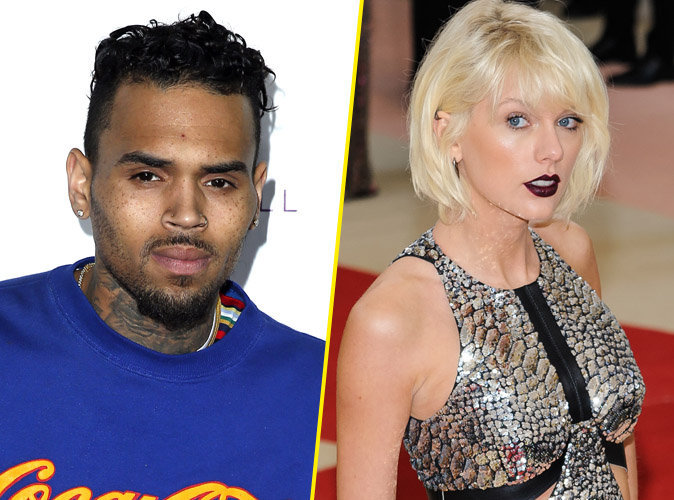 Taylor Swift VS le reste du monde : Chris Brown s'en mêle !