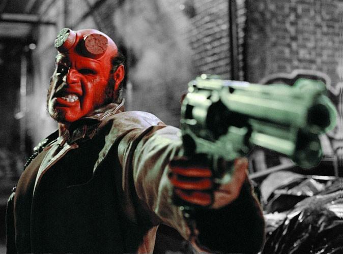 Télé : Public vous conseille Hellboy !