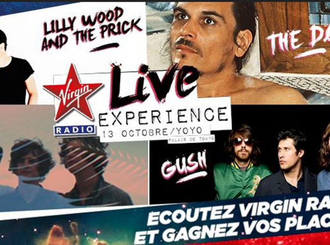 The Do, Lily Wood and The Prick, Gush, Natas Loves You : en concert avec Virgin Radio !