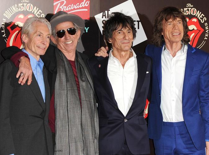The Rolling Stones : 75 000 billets vendus en moins d'une heure !