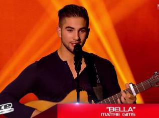 The Voice : Kenji, le candidat aux 5 millions de vues sur Youtube !