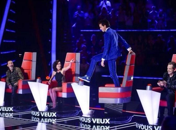 The Voice : Mika très en forme pour le début des auditions à l'aveugle !