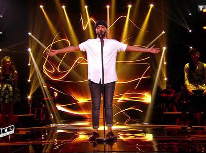 """The Voice : Slimane : grand favori, il met tout le monde d'accord avec sa reprise de """"Formidable"""" !"""