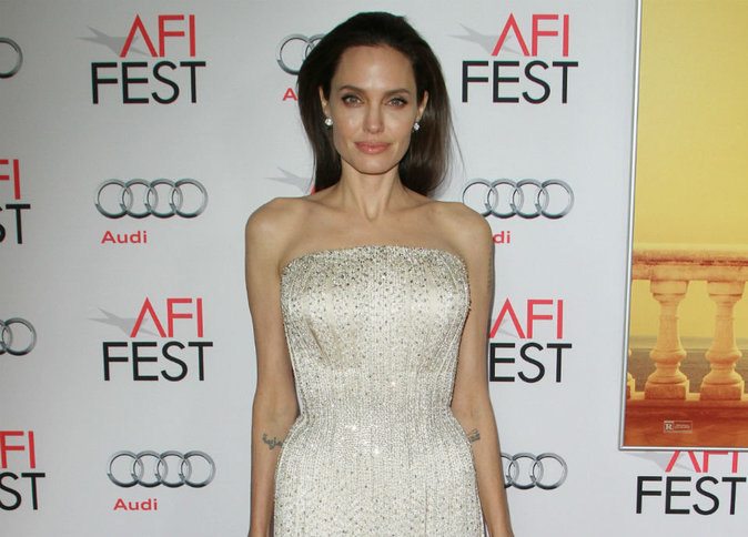 Thème Astral : le people de la semaine : Angelina Jolie