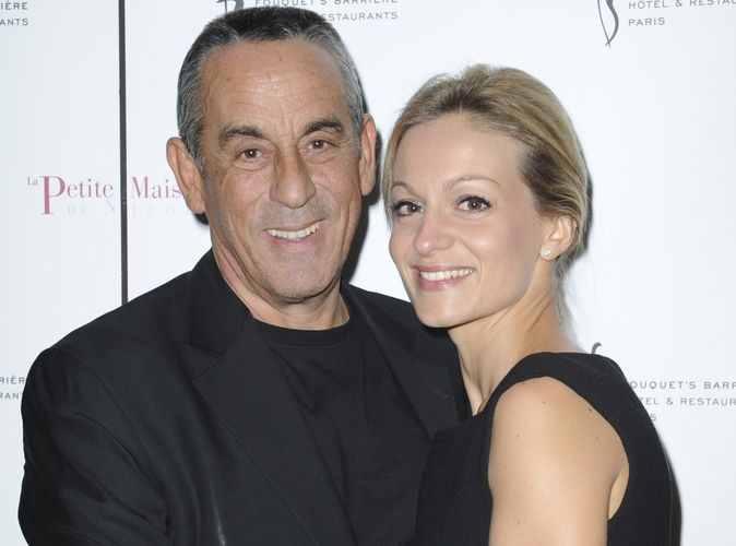 Thierry Ardisson : il se marie avec sa chérie Audrey Crespo-Mara !