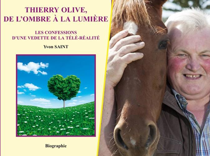 Thierry Olive (L'Amour est dans le Pré) : il dit tout dans sa biographie !