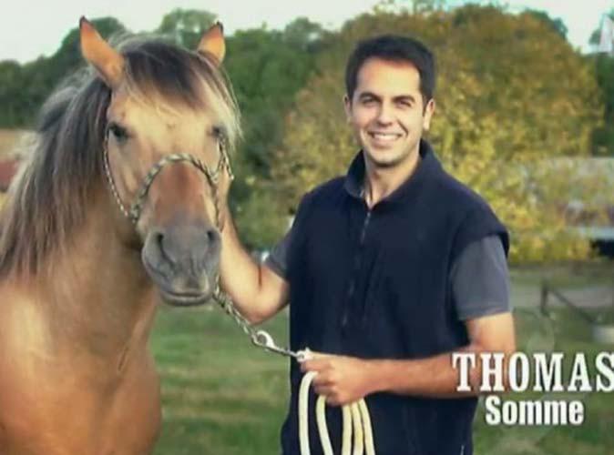 """Thomas Menant (L'Amour est dans le pré) : """"J'ai vendu certains de mes chevaux pour payer mon avocat"""" !"""