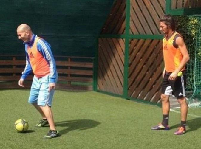 Thomas Vergara : il supporte à 100% Zinedine Zidane, interdit de banc pendant 3 mois !