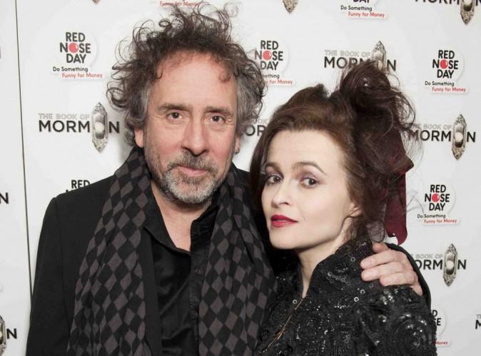 Tim Burton : après 13 ans de relation, il se sépare d'Helena Bonham Carter !