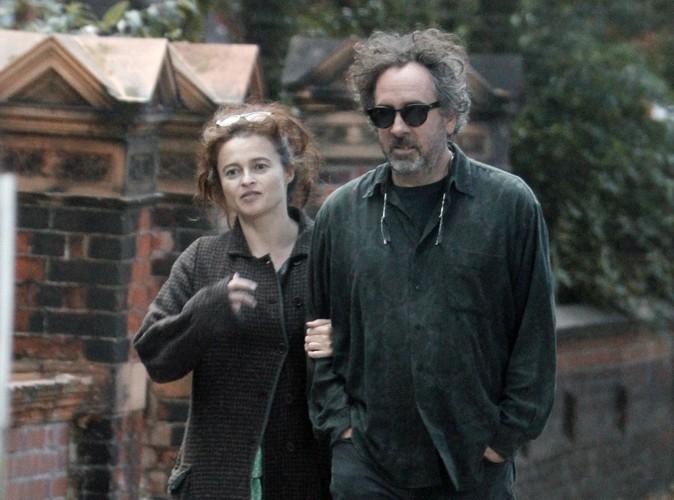 Tim Burton et Helena Bonham Carter : ils vivent ensemble uniquement parce qu'ils y sont obligés !