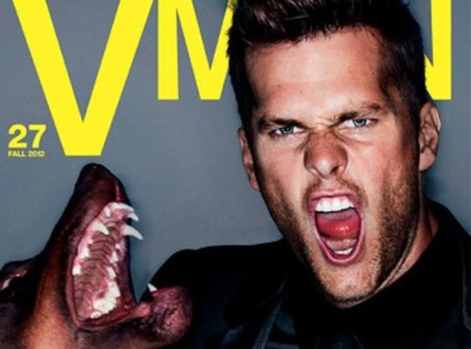 Tom Brady dangereusement sexy en couverture de VMAN, il parle de son amour pour Gisele Bündchen !