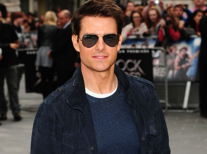 Tom Cruise : il a passé son 50 ème anniversaire avec son fils Connor et sa fille Isabella !