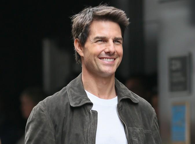 Tom Cruise : il continue de bosser comme si de rien n'était...