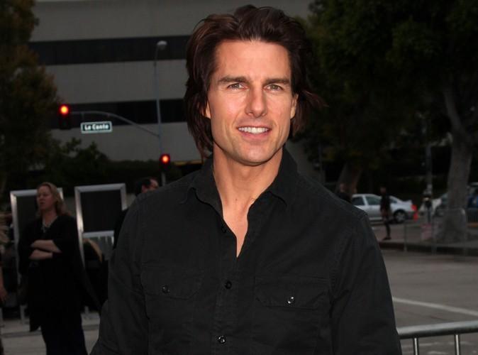 Tom Cruise : il croit qu'il peut être crédible en géant !
