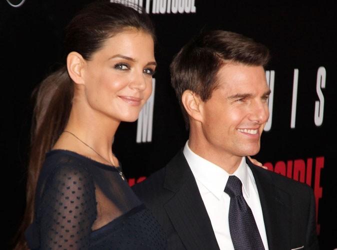 """Tom Cruise sur Katie Holmes : """"Elle est tout pour moi"""""""