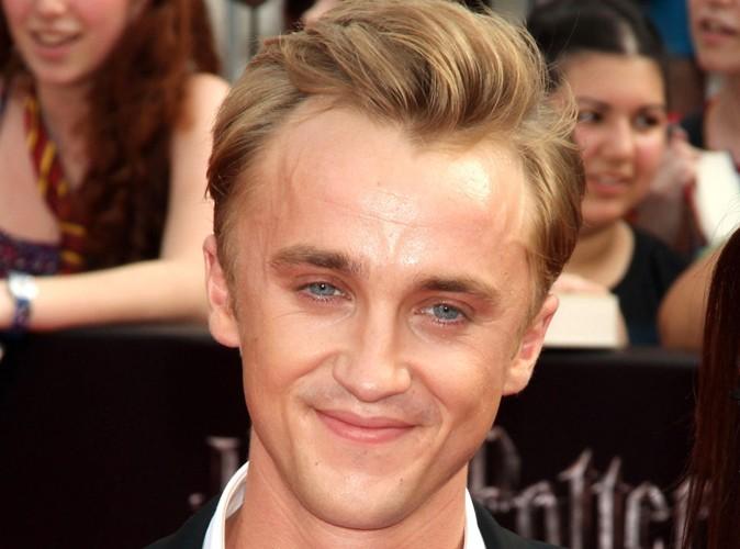 Tom Felton : très flatté d'avoir été le premier béguin d'Emma Watson !