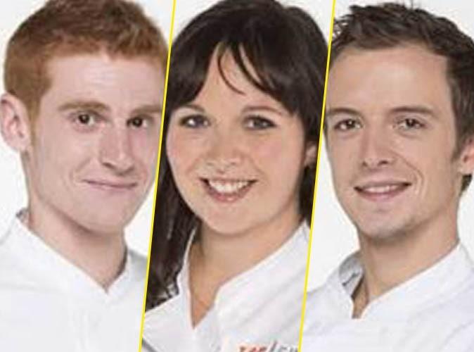 Top Chef 2013 : Etienne, Emilie et Aurélien éliminés et quelques scènes déjà savoureuses !