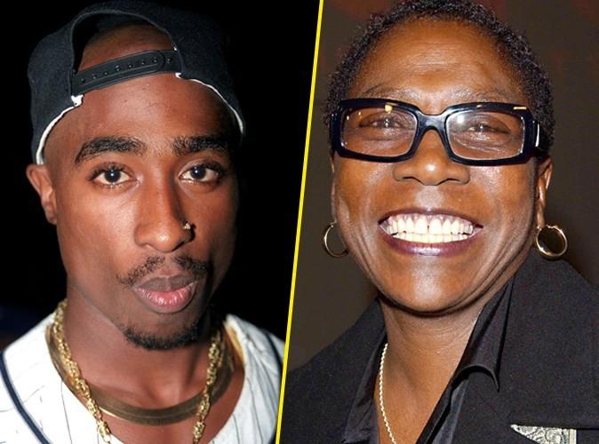 Tupac Shakur : sa mère émue et fière de son apparition holographique au Festival de Coachella !