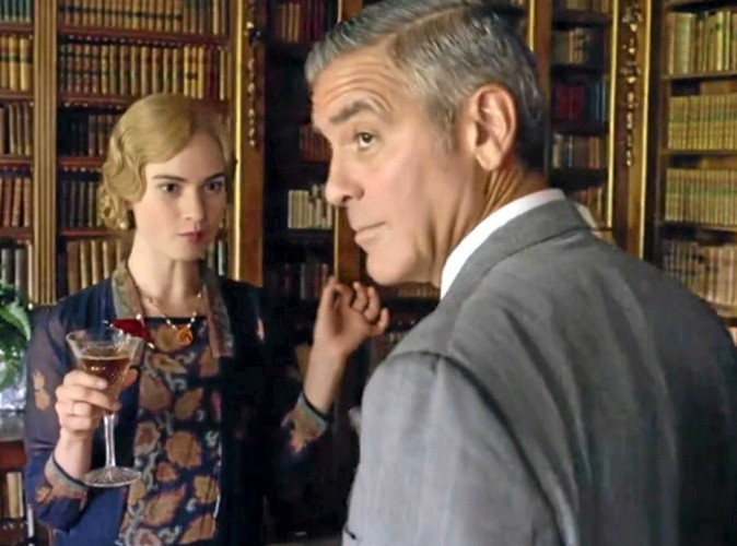 TV : George Clooney dans Downton Abbey !
