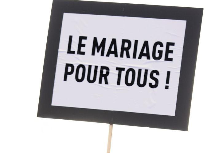 Twitter : les people célèbrent le mariage pour tous !