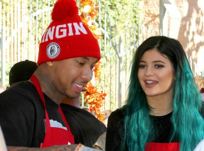 Tyga pr�t � larguer Kylie Jenner pour retourner avec Blac Chyna ?