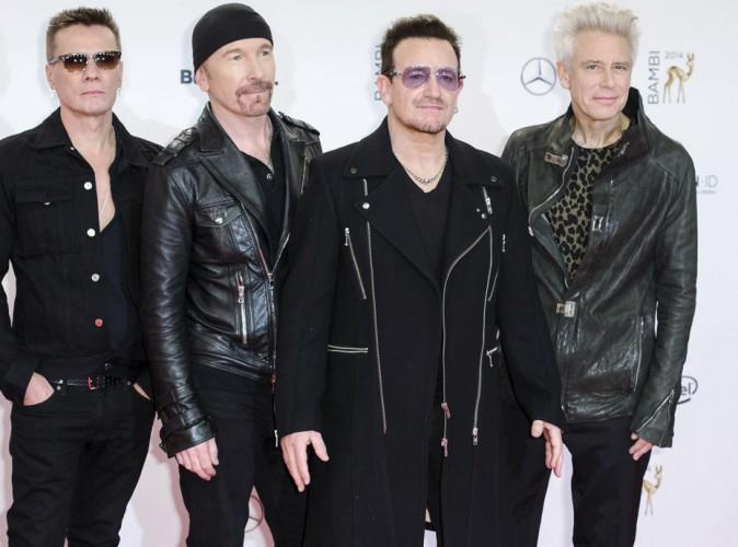 U2 : carton plein pour leur nouvelle tournée, deux nouvelles dates à Bercy annoncées !