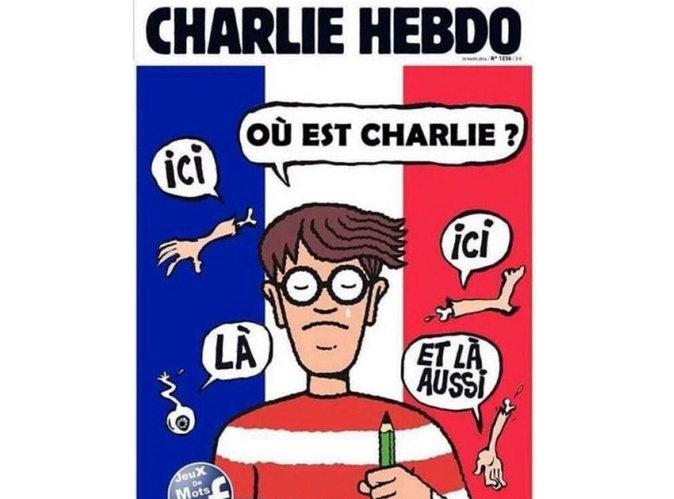 Une de Charlie Hebdo polémique : l'humour belge pour seule réponse