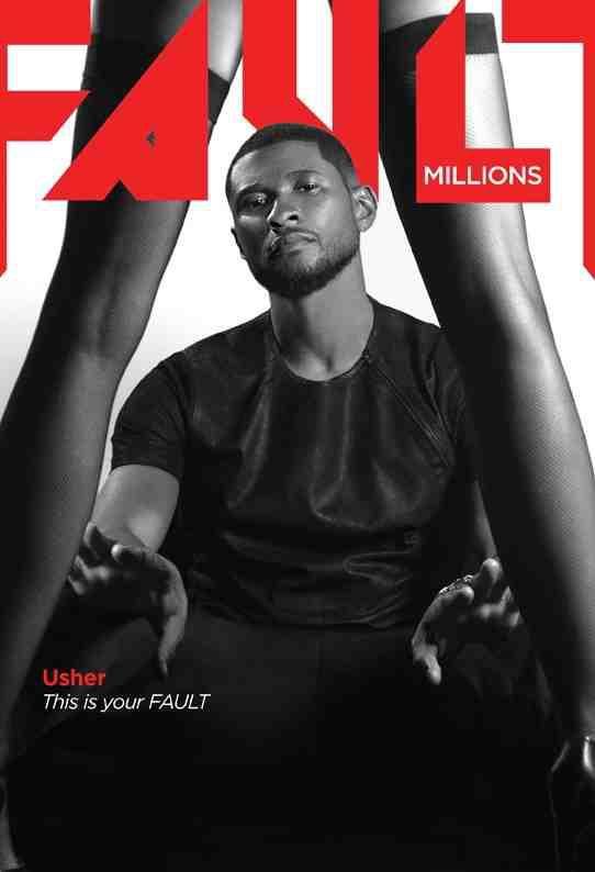 """Usher : """"ces trois dernières années ont été les pires de ma vie"""" !"""