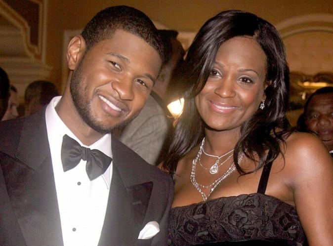 Usher : son ex-femme veut lui enlever la garde de ses fils !