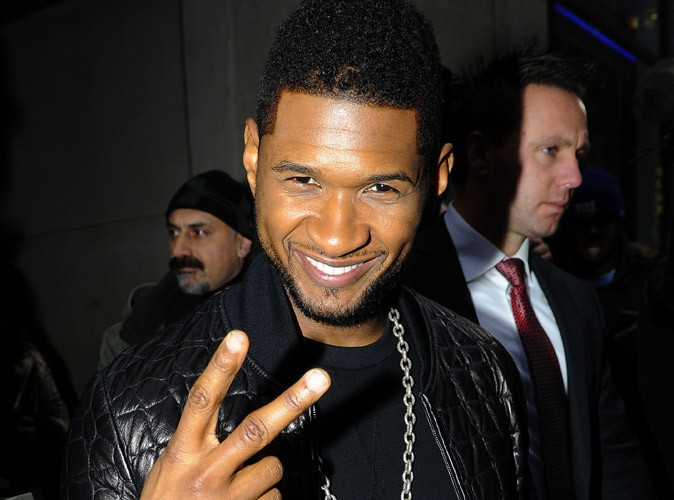 Usher : va-t-il remercier un des sauveurs de son fils en chantant à son mariage ?
