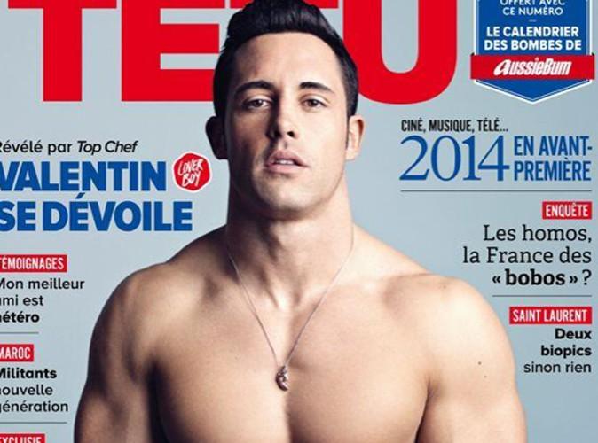 """Valentin Néraudeau : l'ex participant de """"Top Chef"""" a fait son coming-out !"""