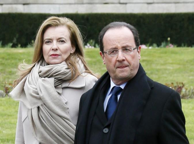 """Valérie Trierweiler : à la fois """"abattue"""" et """"résignée""""..."""