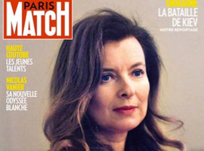 """Valérie Trierweiler : """"Elle n'a pas aimé la photo de Paris Match"""" !"""