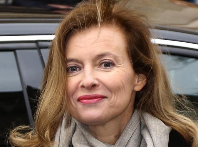 """Valérie Trierweiler : """"Les choses s'apaisent"""" avec François Hollande !"""
