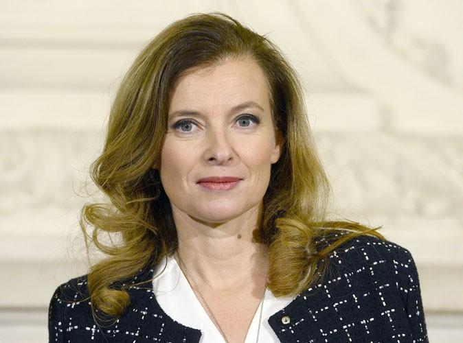 Valérie Trierweiler : non, elle n'a pas saccagé le bureau de François Hollande !
