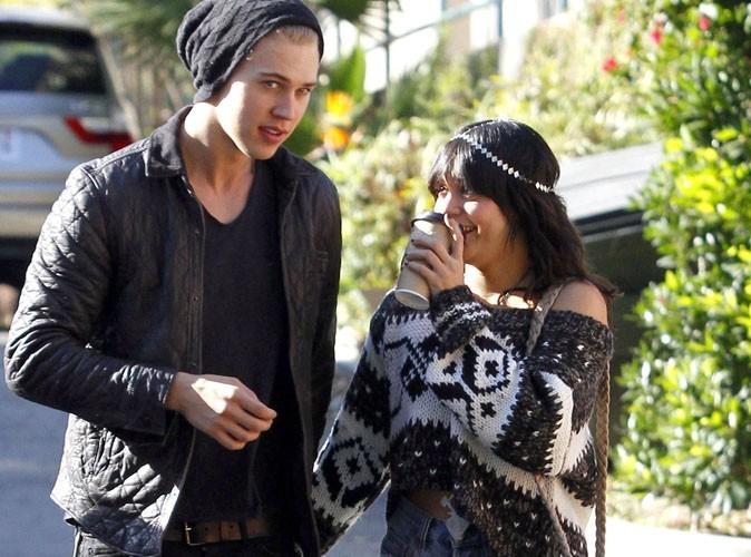 Vanessa Hudgens : avec son boyfriend, c'est la passion dévorante !