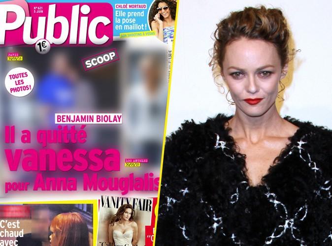 Exclu Public : Vanessa Paradis quittée par Benjamin Biolay pour... Anna Mouglalis !