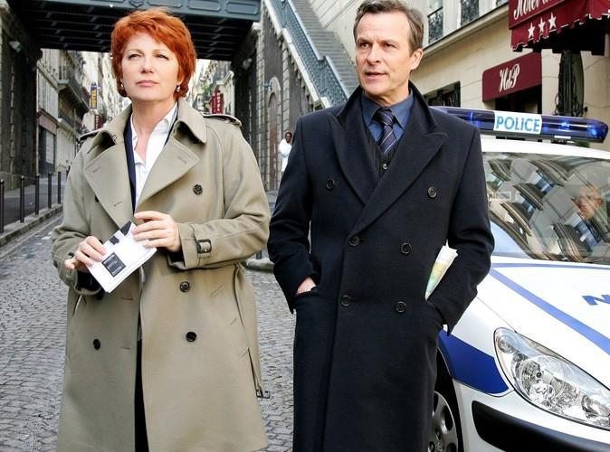 Véronique Genest ne sera plus Julie Lescaut ... La série policière de TF1 s'arrête !