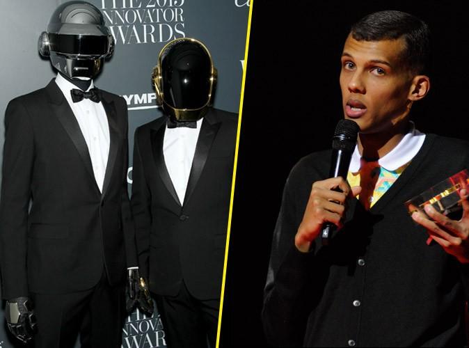 Victoires de la musique : Stromae part grand favori, les Daft Punk refusent de participer !