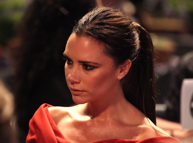 Victoria Beckham : Elle affiche enfin son bidon tout rond ! Il était temps...