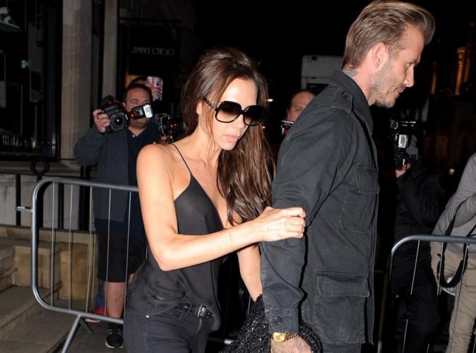 Victoria Beckham �m�ch�e :
