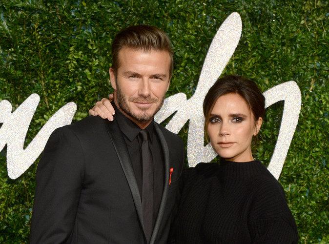 Victoria Beckham était soûle quand elle est tombée amoureuse de David !
