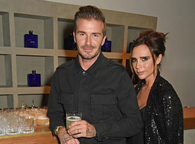 Victoria Beckham r�pond aux rumeurs de divorce :