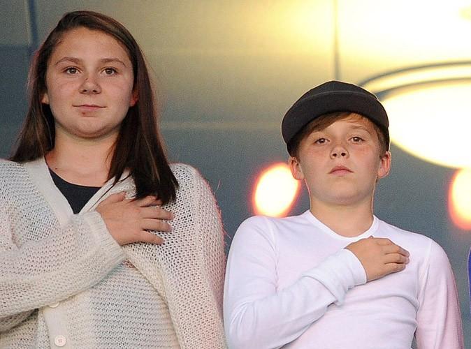 Victoria Beckham : son fils aîné, Brooklyn, est déjà un vrai Casanova !